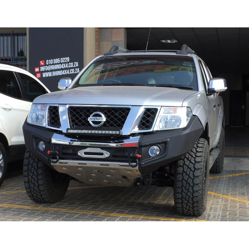 Rhino Evolution Bar Nissan Navara D40 Thai Built Only