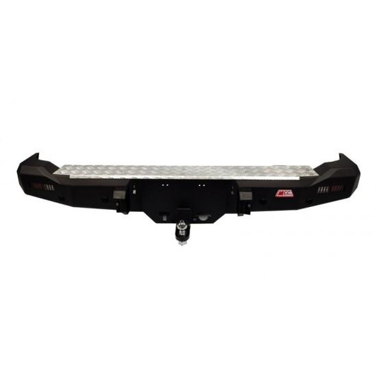 MCC Rear Rocker Bar (Ford PX Ranger)