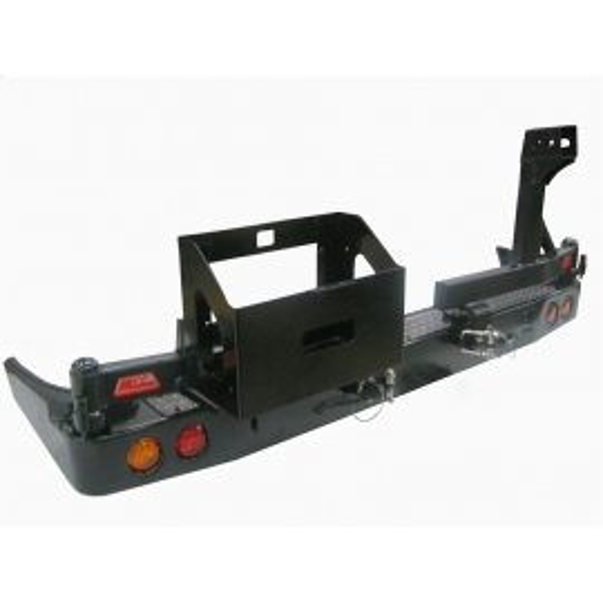 MCC Rear Wheel Carrier Bar (Ford PX Ranger)