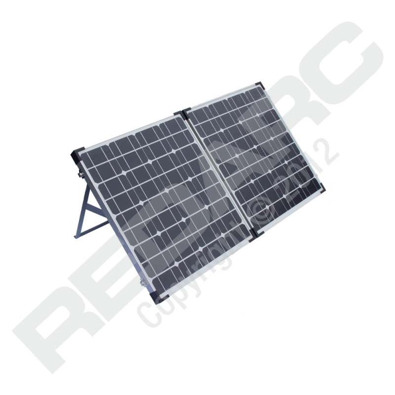 Redarc 90w Monocrystalline Portable Folding Solar Panel