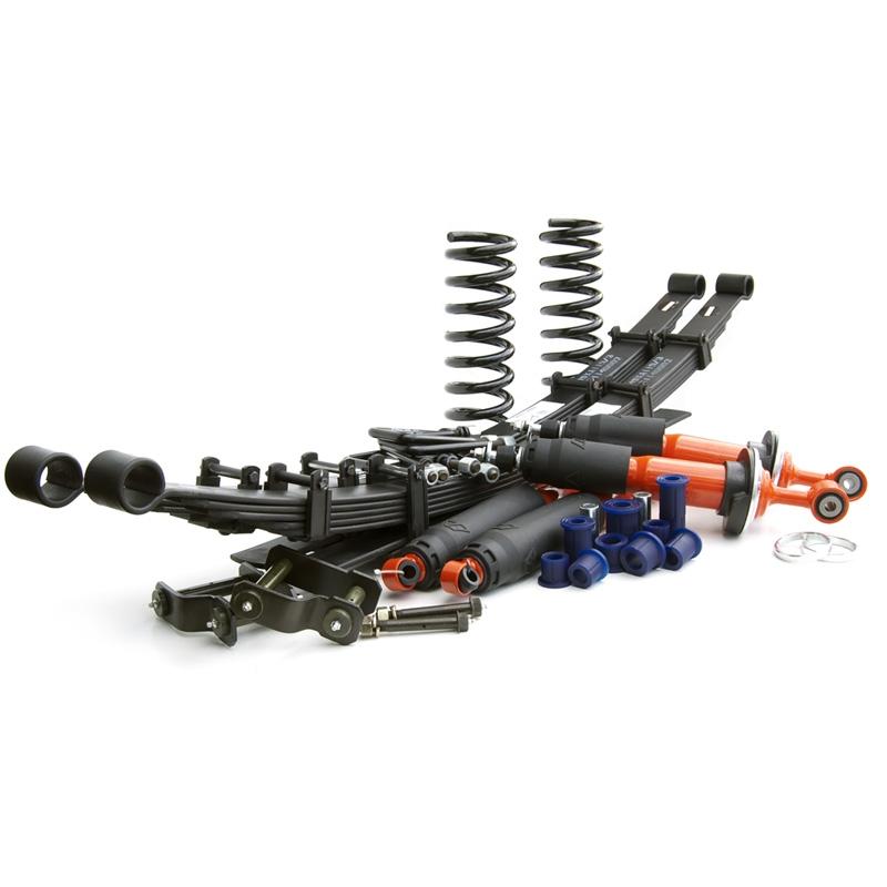 08 Jeep Wrangler Lift Kit: Outback Armour Suspension Kit (Jeep Wrangler TJ)