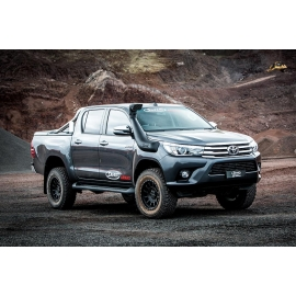 Safari Armax Snorkel (Toyota Hilux 10/15 On Wide Body, 1GD-FTV, 2GD-FTV & 1GR-FE, Armax Snorkel)