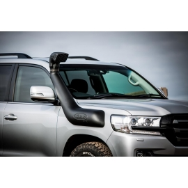 Safari Armax Snorkel (Toyota Landcruiser 200 Series 10/15 Facelift with OE Factory Fitted Snorkel, Armax Snorkel)