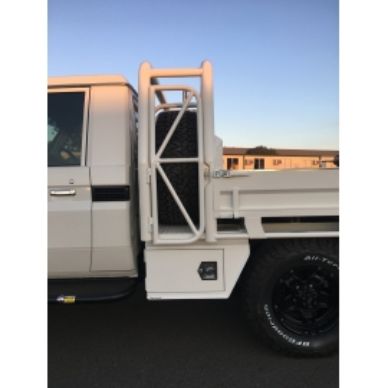 Tuff Tray Undertray Battery Box