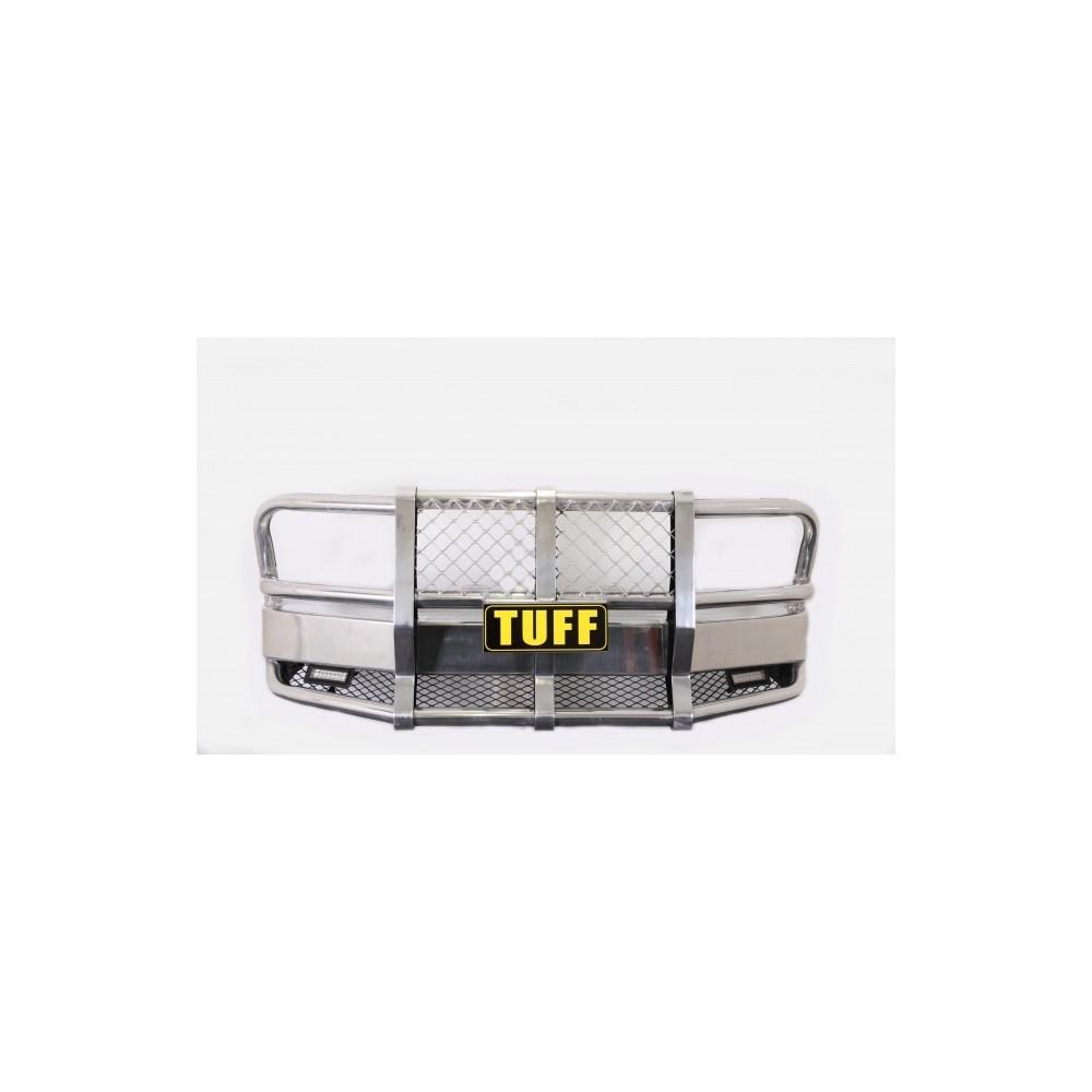 Tuff 3 Post Bullbar (Toyota Prado 150 Series 2017 on) - Fit My 4wd