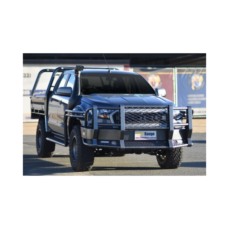 Tuff 4 Post Bullbar (Volkswagen Amarok 2016 on inc V6) - Fit My 4wd