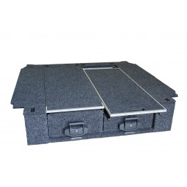 Outback 4WD Roller Drawers (Ford Ranger PX MK2 Dual Cab)