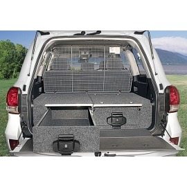 Outback 4wd Half Cargo Barrier (ADR for Outback 4WD Drawers Only)
