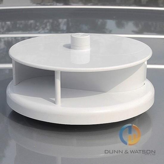 Flexiglass Rotary Vent