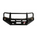 MCC Falcon Black Bullbar Inc Underbody Plates (Toyota Hilux 2018 on Facelift Model)