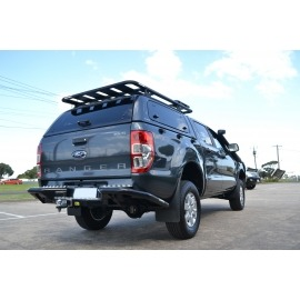 Aeroklas Canopy Double Skin ABS Plastic (Ford Ranger 2012 on)