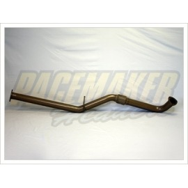 "King Brown Exhaust System (Ford Ranger PJ-PK TD 2006-2011) Single 3"" System"