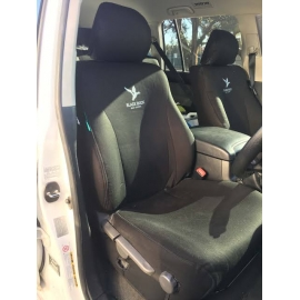 Black Duck Seat Covers (Front Pair)