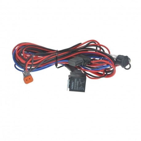 Peachy Wiring Harness For Rok Work Lights Fit My 4Wd Wiring Digital Resources Funapmognl