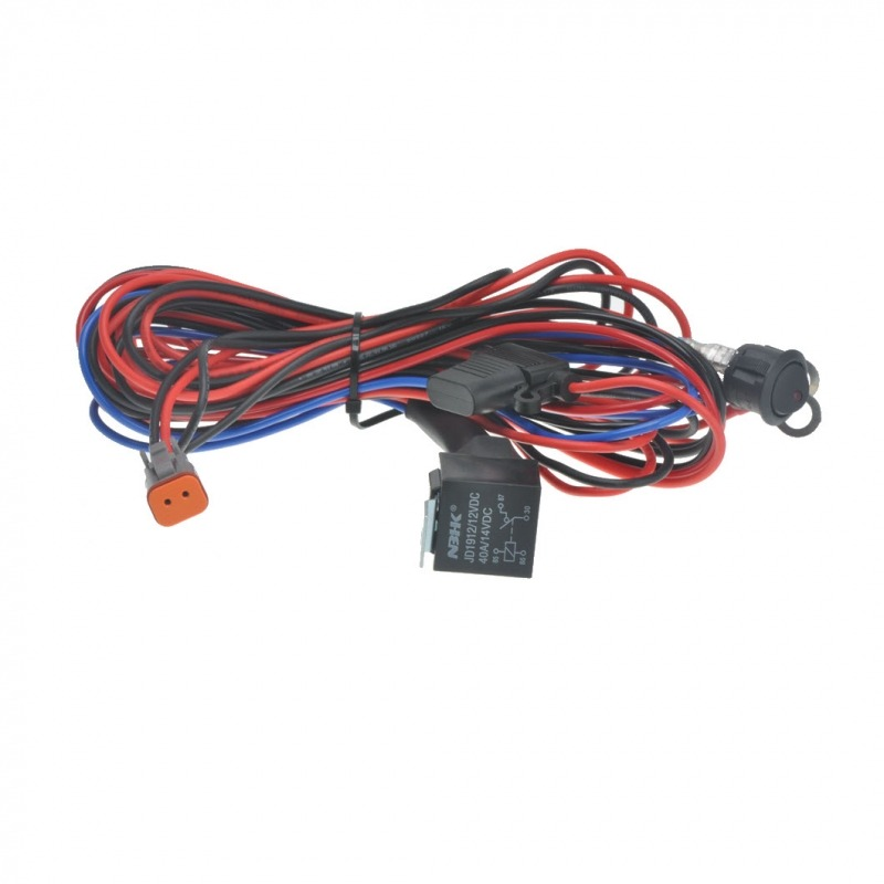 Wiring Harness For ROK Work Lights