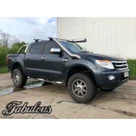 Fabulous Fabrication SS Snorkel (Ford PX Ranger 2012-2015)