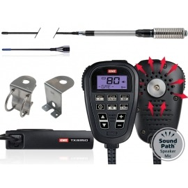 GME XRS-370C4P XRS Connect 4WD Pack