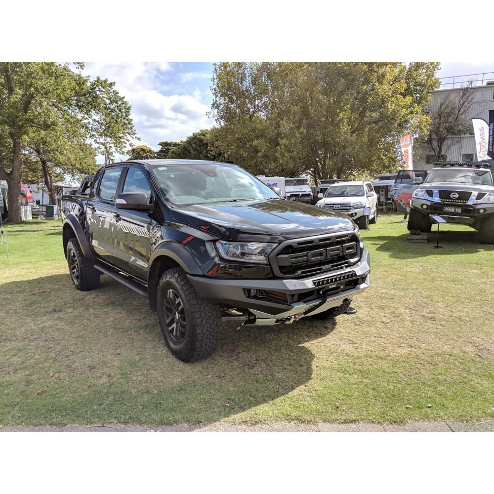 Ford Drops Full Off Road Specs For Euro Spec 2019 Ranger