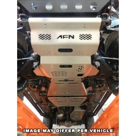 AFN Underbody Protection Plates Kit (Volkwagen Amarok 2012 on)
