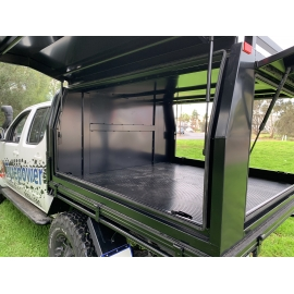 No Limits Offroad Custom Toolbox & Tray Combo (Dual Cab Only)