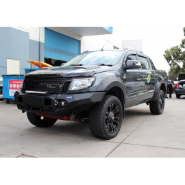 Drivetech 4x4 Rival Front Bar (Ford Ranger 2012 - 2015)