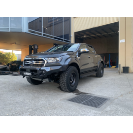 Drivetech 4x4 Rival Front Bar (Ford Ranger PX MK3 2019 on)