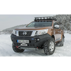 Drivetech 4x4 Rival Front Bar (Nissan NP300 2015 on)