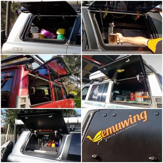 Emu Wing Gull Wing Window Replacement Kit