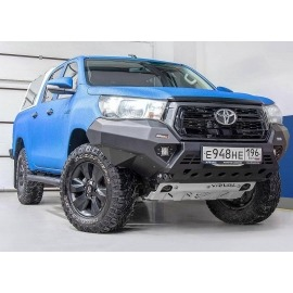 Drivetech 4x4 Rival Front Bar (Toyota Hilux 2018 on)