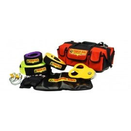 Tough Dog Recovery Kit with 8T/9M Snatch Strap