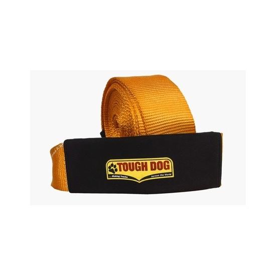 Tough Dog 9 metre, 11 tonne snatch recovery strap