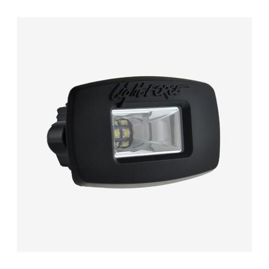 LIGHTFORCE ROK20 LED UTILITY LIGHT - ULTRA FLOOD FLUSH MOUNT