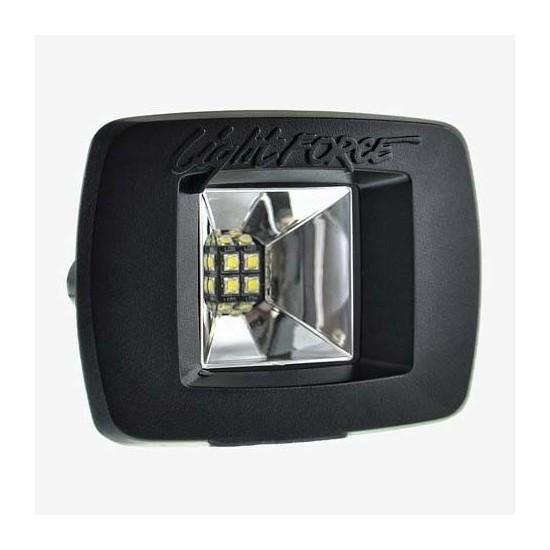 LIGHTFORCE ROK40 LED UTILITY LIGHT ULTRA FLOOD FLUSH MOUNT