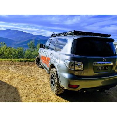 Trailmax Roof Rack System (Nissan Patrol Y62 Series 4)