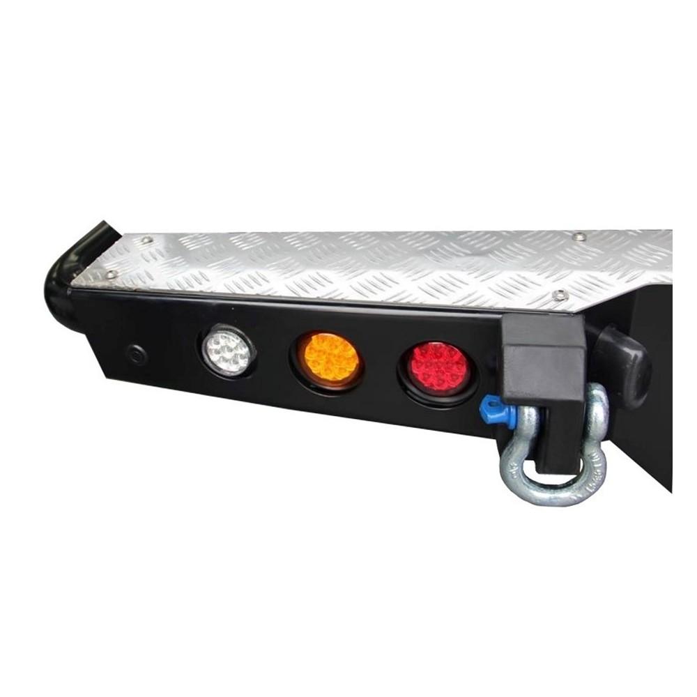 Optional Step Plate