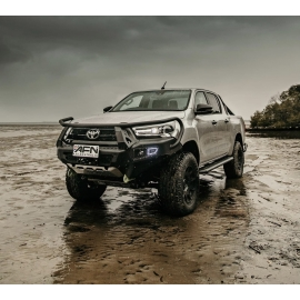 AFN 4x4 Front Bullbar suitable for Toyota Hilux 2021 on