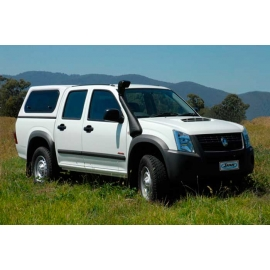 Safari Snorkel (Everest 08/15 On 3.2L Diesel, V-SPEC Snorkel)