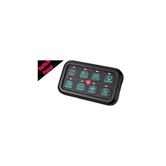 Trailmax Switch Panel (8...