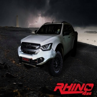 The slickest looking bar for the 2021 Isuzu DMax is finally available for PRE ORDER  Rhino 4x4 has set the benchmark for the future of Bullbars.   Available online or in store call today to secure your order.   Rhino 4X4 Australia #fitmy4wd #getfitted