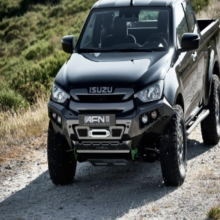 AFN 4x4 No Hoop 2021 Isuzu DMax Bar is available for PRE ORDER. Jump online or call us to make your enquiry.   www.fitmy4wd.com.au