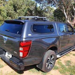 One of the slickest looking New Mazda BT50's going around. This one received an MCC Falcon Black A Frame Bullbar and a Maxliner Canopy. Amazing finish quality on both products and the lines compliment the vehicles amazing new look too.   MCC 4x4 Accessories Maxliner Australia #getfitted #fitmy4wd