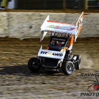 Sending the car into the first corner on a Friday night after a long week at work!  Is this how excited you get on a Friday night?   Our sponsor car getting some serious wheel time at the first practice before the season kicks off.   Nathan Oshea
