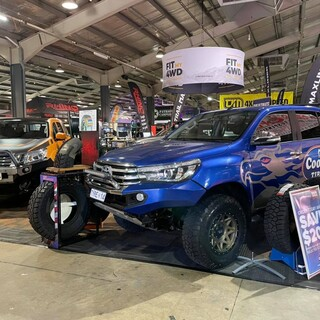 Thinking about Cooper 4WD tyres, then now is the time to head down to the Adelaide 4WD and Adventure Show to stand W5 to visit the team from Fit My 4WD. We also have on display the all new Cooper Rugged Trek, this tyre has not been at any other show/event in Australia. Come see it and touch it for yourself.   We also have the most exclusive deal at the show. We have the whole range of Cooper 4WD tyres with a $200.00 off 4 or more 4x4 tyres. That's a massive saving of $50.00 per tyre. Where else can you get a deal like that on Cooper Tyres.   Cooper Tires Australia